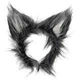 Aptafêtes Aptafêtes AC5138 ? Diadema de orejas de lobo con pelo