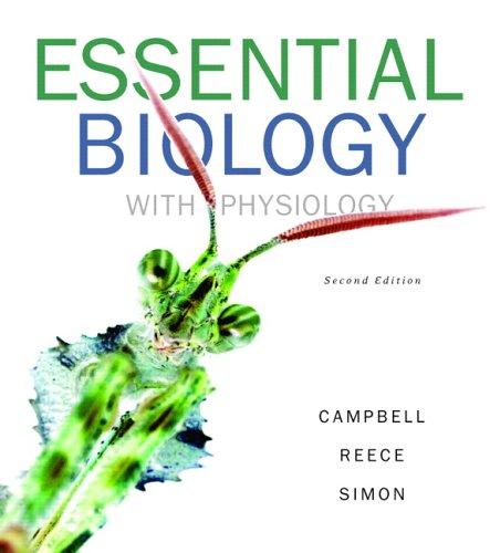 Essential Biology with Physiology (2nd Edition)