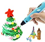 3D Pen and Pen Pad Set -Pen,Perfect Gift for Kids, Adults