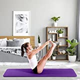 0.4 inch Thick Yoga Mat,【US Stock】 Yoga...