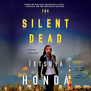 The Silent Dead audiobook cover art