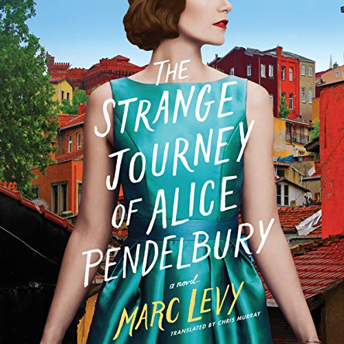 Couverture de The Strange Journey of Alice Pendelbury