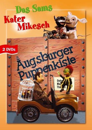 Kater Mikesch/Das Sams - Box [2 DVDs]