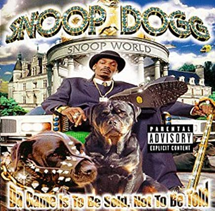 Snoop Dogg - Da Game Is To Be Sold, Not To Be Told - Amazon