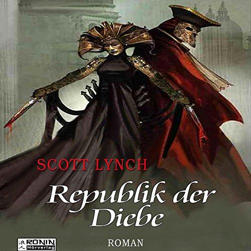 Republik der Diebe (Gentleman Bastard 3) cover art