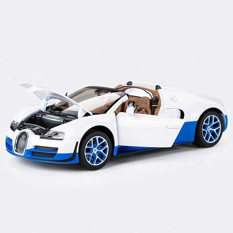 AGWa Modellbau Simulation Fahrzeug Cabrio Modell Unterhaltung Spielzeug Legierung Simulation Junge Spielzeugauto Statisches Auto Modell 1 18