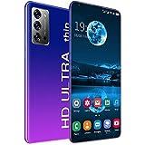 Smartphone Teléfono móvil de Pantalla Completa Teléfono móvil Perforado de Pantalla Grande Teléfono Inteligente de 7.1 Pulgadas
