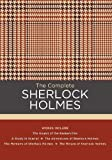 The Complete Sherlock Holmes: Works include: The Hound of the Baskervilles; A Study in Scarlet; The Adventures of Sherlock Holmes; The Memoirs of ... of Sherlock Holmes (Chartwell Classics, 6)