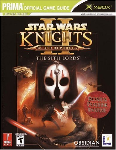 Star Wars Knights of the Old Republic II: The Sith Lords - DVD Enhanced: Prima