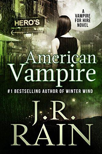 American Vampire: A Samantha Moon Paranormal Mystery (Vampire for Hire Book 3) (English Edition)