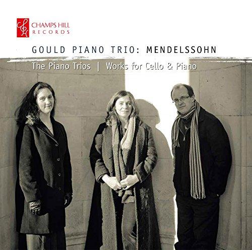 Mendelssohn: Werke für Klaviertrio - Klaviertrios Nr.1 & 2/Lied ohne Worte Op.109/Albumblatt Op.117/+