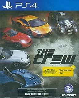 The Crew (輸入版:アジア) - PS4