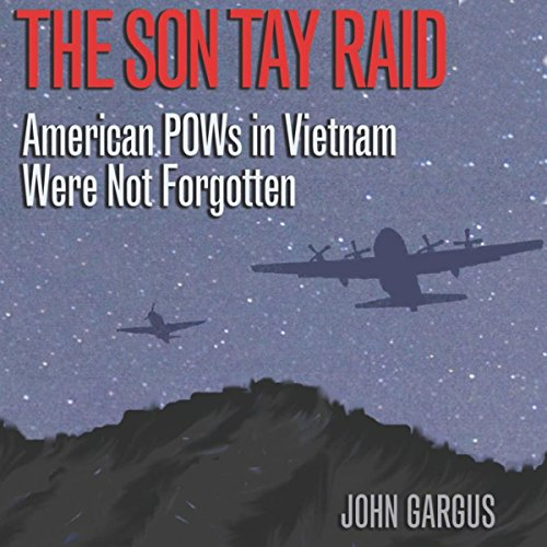 The Son Tay Raid audiobook cover art