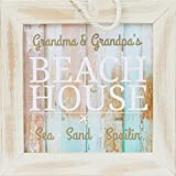 The Grandparent Gift Wall Hanging, Beach House Sign for Grandma and Grandpa