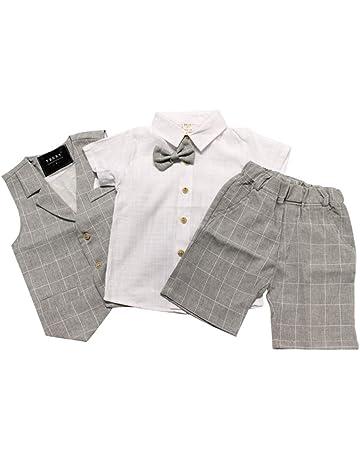 475ec4fb21544 子供 キッズ フォーマル 男の子 スーツ ベスト セット 子供スーツ フォーマルスーツ 男の子 上下セット ワイシャツ ハーフ