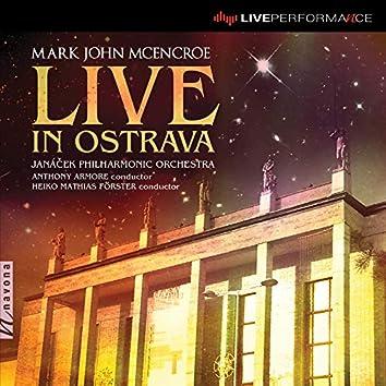Mark John McEncroe: Live in Ostrava