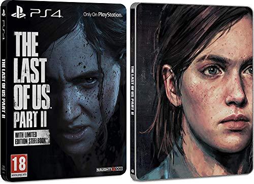 The Last Of Us 2 + Steelbook [Esclusiva Amazon.it] - PlayStation 4