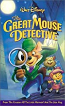 The Great Mouse Detective [USA] [VHS]