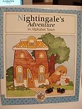 Nightingale's Adventure in Alphabet Town (Read Around Alphabet Town) by Laura Alden (1992-10-03)