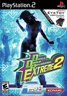 Dance Dance Revolution Extreme 2 - PlayStation 2