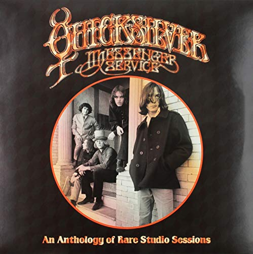 An Anthology of Rare Studio Sessions Lp [Vinyl LP]
