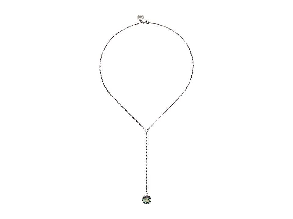 Image of Alex and Ani 16.5 Riches Lariat Necklace (Silver) Necklace