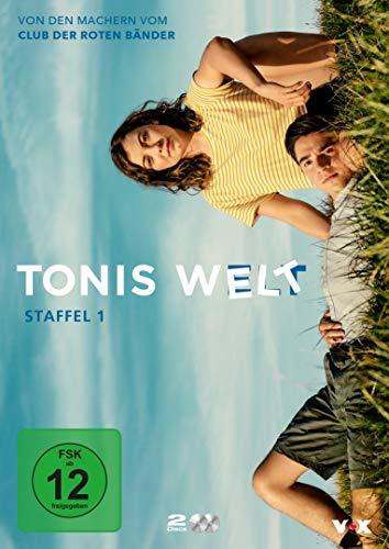 Tonis Welt - Staffel 1 [2 DVDs]