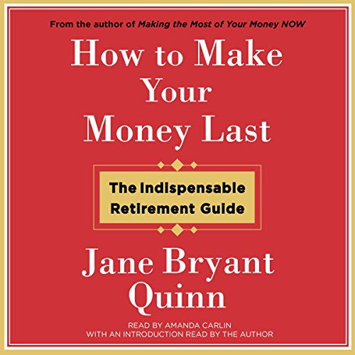 How to Make Your Money Last audiobook cover art