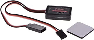 Toyvian Mini Piezoelectric Gyro Module RC Car Tail-Drive System Parts for RC Boat and Car