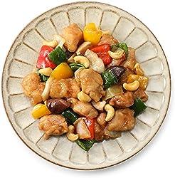 [冷凍] 2人前 鶏肉 の カシューナッツ 炒めキット 調理約10分