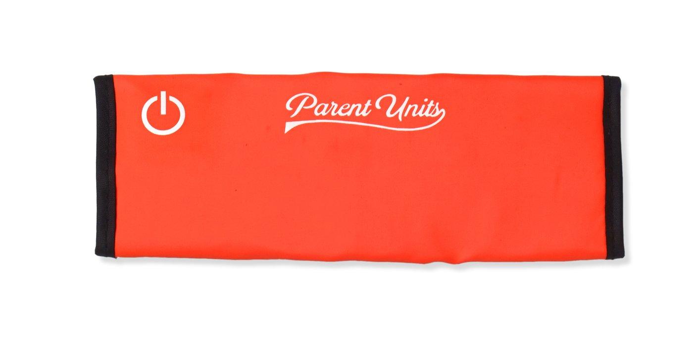 Parent Units Stroll Safe Stroller Light, Orange, One Size Fits All