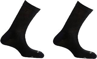 Mund Socks, Calcetines lisos de vestir/ejecutivos, Antibacterias, Terapéuticos y Sin Costuras