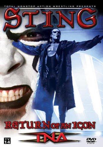 TNA Wrestling - Sting: Return Of An Icon [UK Import]