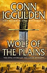 Cover of Wolf of the Plains by Conn Iggulden