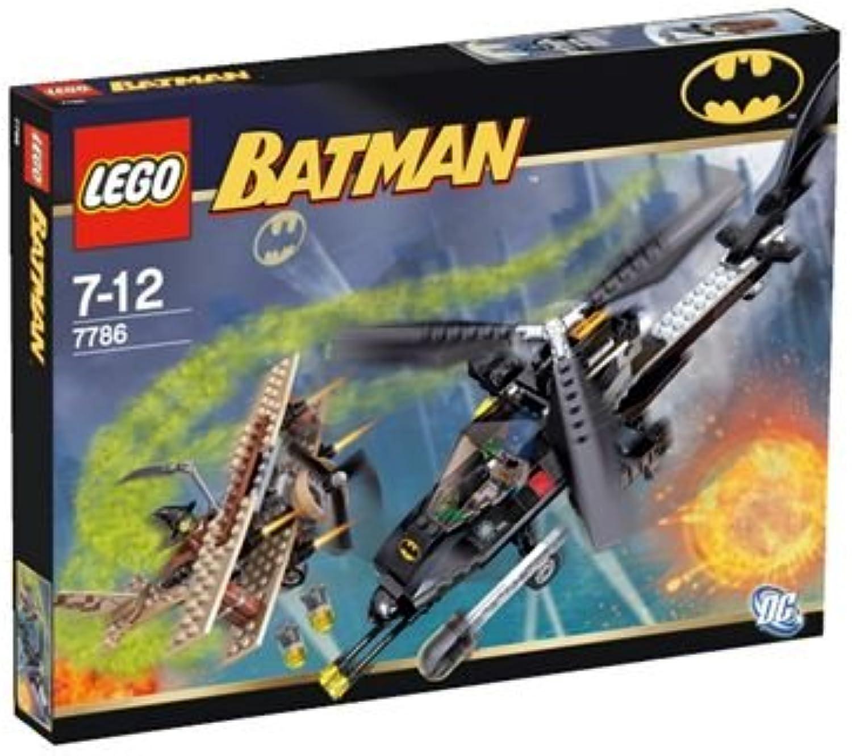 LEGO Batman 7786 - Die Jagd auf Scarecrow B000NCI3SG  Neuer Eintrag    | Fuxin