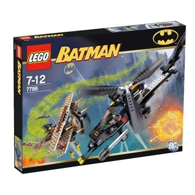 Lego Batman 7786 - Die Jagd auf Scarecrow