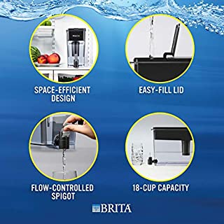ارخص مكان يبيع بريتا كبير 18 كوب UltraMax موزع المياه