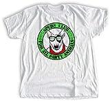 Spuds Club T-shirt | For All Party Animals | Bull Terrier Dog Shirt | 80's Retro Tee | Boys, Girls, Men, Women, Styles | Organic Nostalgia