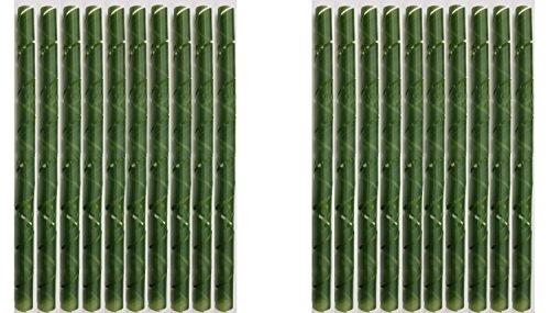 EXCOLO 20 Baumschutz Manschetten Stamm Schutz Bäume Verbiss Fraßschäden Baum Rinden Baumschutzspirale Schutz