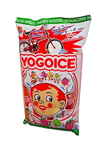 Yogoice Fruchtgetränk Milch Frucht Gertränk Wassereis 160 Stück je 45ml Packung