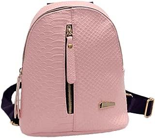 Clearance! Women Teen Girls Fashion PU Leather Backpack Purse Shoulder Bag Casual School Bag Travel bag