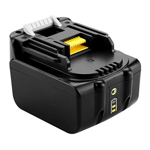 Energup 14,4V 3.0Ah Ersatz Akku für Makita BL1430 BL1415 BL1440 BL1415N - mit LED Indikator