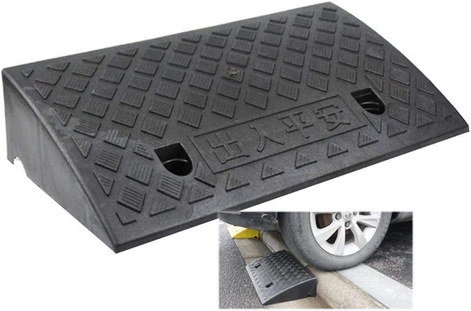 BYPING 2021 new Rubber Kerb Ramps Wheelchair safety Electric Threshold R Scooter