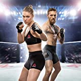 Póster de The Conor McGregor Ronda Rousey Ultimate Fighting...