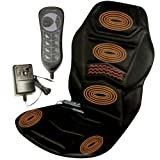Best Car Seat Massagers - HEATED BACK SEAT MASSAGER CUSHION FOR CHAIR CAR Review