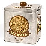 Birba - Galletas Nuria (Lata Beige de Regalo) - 1 x 580 gramos