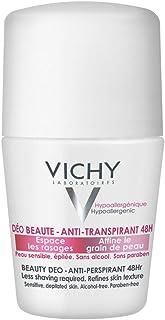 Desodorante Ideal Finish Roll on 50ml, Vichy, Branco