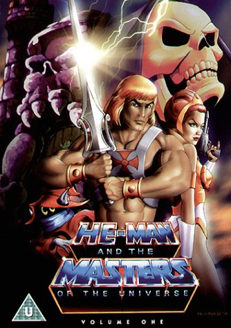 He-Man and the Masters of the Universe [UK Import]