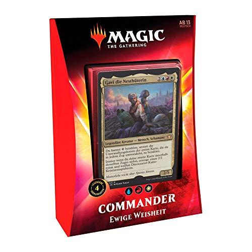 Magic The Gathering - Ikoria: Reich des Behemoth - Commander Deck | Auswahl | DEUTSCH, Booster:Rot