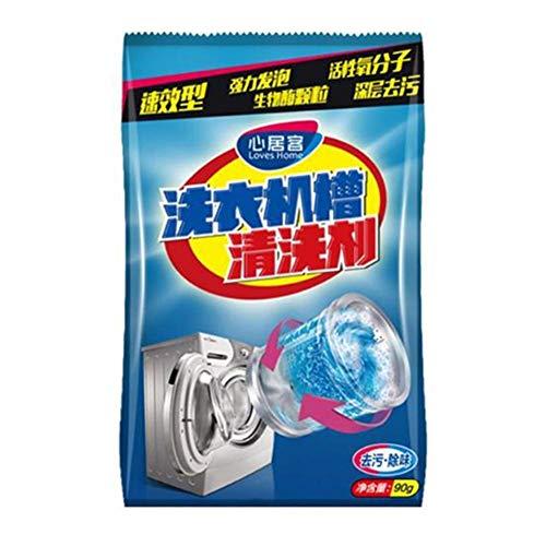 fervory Waschmaschinenreiniger Puderreiniger Reiniger Effektiver Waschmaschinenreiniger Wäschebehälterreiniger